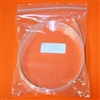 CABLE FLEX-CUT Clear Plastic Guide for XR-640 1000009651 Set of 2
