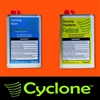 CYCLONE Flexible Doming Resin and Hardener 2 Quart Set