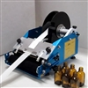Square Bottle Wrap Label Applicator Machine
